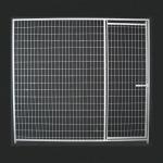mrežna panela z vrati 2